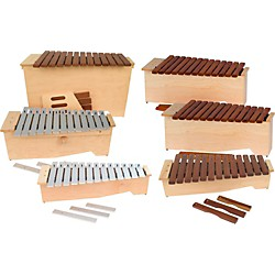 Lyons 6-piece Orff Instrument Set (KIT290990)