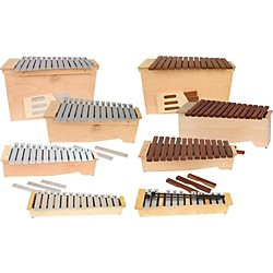 Lyons 9-piece Orff Instrument Set (KIT291019)