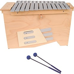 Lyons Diatonic Bass Metallophone with Mallets (KIT - 585529)