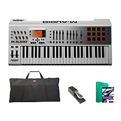 M-AUDIO Axiom Air 49 Keyboard Controller Package 1 (MAUDIOAXAIR49CP1)