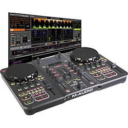 M-AUDIO Torq Xponent Advanced DJ Performance/Production System (9900-52293-00 Refurb)