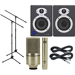 M-Audio MXL Monitor and Mic Package (KIT888907)