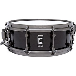 MAPEX Black Panther Black Widow Snare Drum (BPML4500LNTB)