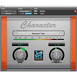 METRIC HALO Character for Pro Tools AAX Software Download (1041-3)