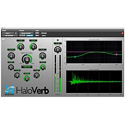 METRIC HALO HaloVerb for Pro Tools AAX Software Download (1041-4)
