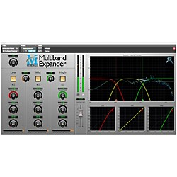 METRIC HALO Multiband Expander for Pro Tools AAX Software Download (1041-6)