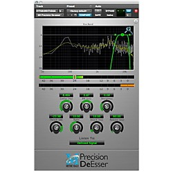 METRIC HALO Precision DeEsser For Pro Tools AAX Software Download (1041-7)
