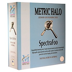 METRIC HALO SpectraFoo Complete OSX Standalone (1041-13)
