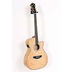 MICHAEL KELLY Series 15 Arena Cutaway Acoustic-Electric Guitar (USED005002 MKA15CEN)