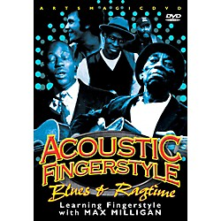 MVD Play Acoustic Fingerstyle - Blues & Ragtime (AWA308)