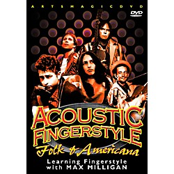 MVD Play Acoustic Fingerstyle - Folk & Americana (AWA306)