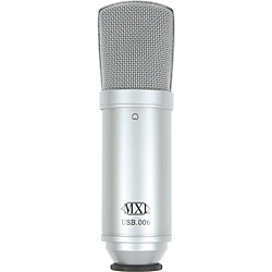 MXL USB-006 Powered Condenser Microphone (MXL-USB.006 USED)