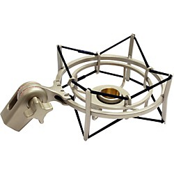 MXL USM-002 Universal Heavy Low Profile Basket Mic Mount (MXL-USM-002)