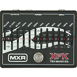 MXR KFK-1 Kerry King Ten Band Equalizer (KFK1)