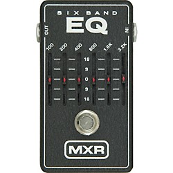 MXR M-109 6-Band Graphic EQ (M109)