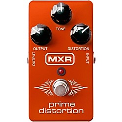 MXR M69 Prime Distortion Guitar Effects Pedal (M69)