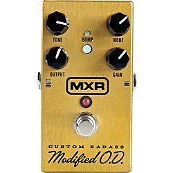 MXR M77 Custom Modified Badass Overdrive Guitar Effects Pedal (M77)