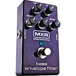 MXR M82 Bass Envelope Filter Effects Pedal (M82)