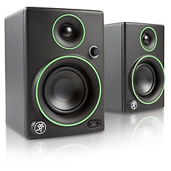 "Mackie CR3 3"" Creative Reference Multimedia Monitors - Pair (2044029-00)"