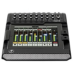 Mackie DL1608L Lightning 16-channel Digital Live Sound Mixer w/ iPad Control (2042505-00)