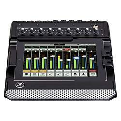 Mackie DL806L 8-channel Digital Live Sound Mixer w/ iPad Control (Lightning) (2042504-00)