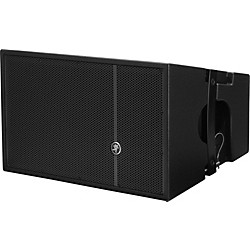 "Mackie HDA 12"" 2-Way High-Definition Arrayable Powered Loudspeaker (2034928-00)"