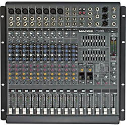 Mackie PPM1012 12-Channel 1600W Powered Mixer (PPM1012)
