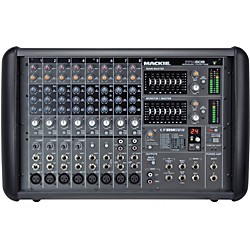 Mackie PPM608 8-Channel 1000W Powered Mixer (0026939-00)