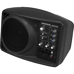 Mackie SRM150 Active Speaker (Black) (2033796-00)