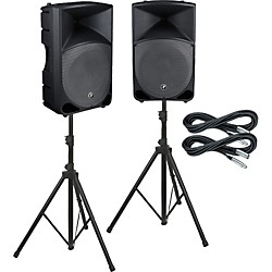 Mackie Thump TH-15A Pair (THUMPTH15APAIR)