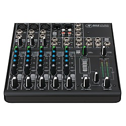 Mackie VLZ4 Series 802VLZ4 8-Channel Ultra Compact Mixer (2040767-00)