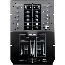 Mackie d.2 Pro 2-Channel DJ Mixer (0021489-00 USED)