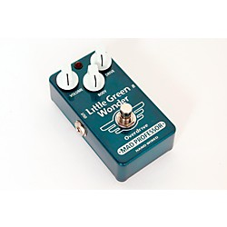 Mad Professor Hand Wired Little Green Wonder Overdrive Guitar Effects Pedal (USED005003 LGWHW)