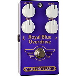 Mad Professor Royal Blue Overdrive Guitar Effects Pedal (MPRBOD)