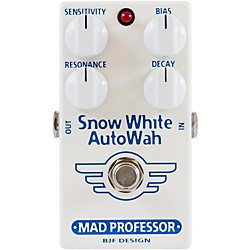 Mad Professor Snow White Auto Wah/Envelope Filter Guitar Effects Pedal (USED004000 SWAW)
