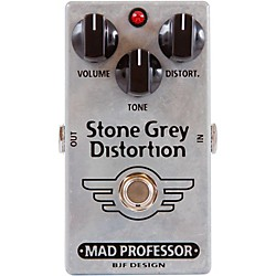 Mad Professor Stone Grey Distortion Guitar Effects Pedal (USED004000 SGD)