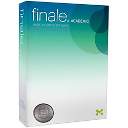 Makemusic Finale 2014 Academic Software Download (1113-2)