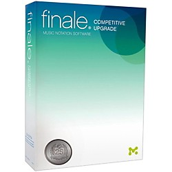 Makemusic Finale 2014 Competitive Trade Up Software Download (1113-3)