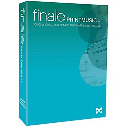 Makemusic Finale PrintMusic 2014 (1113-18)