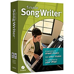 Makemusic Finale SongWriter Software Download (1113-6)