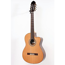 "Manuel Rodriguez Model ""A"" Nylon-string Cutaway Acoustic-Electric Guitar (USED005023 9 380)"