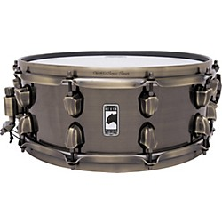 Mapex Black Panther Brass Cat Snare Drum (BPBR4551ZN)