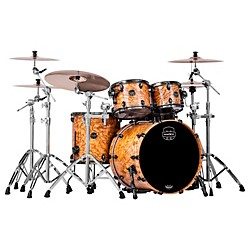 Mapex Saturn IV MH 4-Piece Rock Shell Pack (SNM529XBSNL)