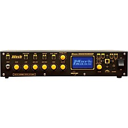 Markbass Bass Multiamp Mono 500W Solid State Bass Head with Effects (MBH110017)