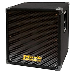 Markbass Blackline Standard 151HR 200W 1x15 Bass Speaker Cabinet (USED004000 MBL100044)