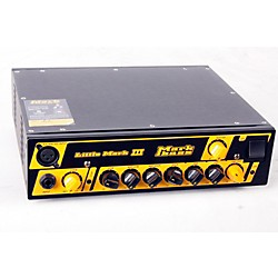Markbass Little Mark III Bass Amp Head (USED005014 MBH110020)