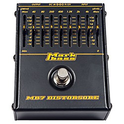 Markbass MB7 Distorsore Bass Distortion Effects Pedal (USED004000 MBE170011)