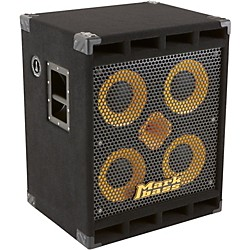 Markbass Standard 104HF Front-Ported Neo 4x10 Bass Speaker Cabinet (USED004484 PF100.004)