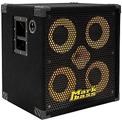 Markbass Standard 104HR Rear-Ported Neo 4x10 Bass Speaker Cabinet (USED004499 MBL100040)