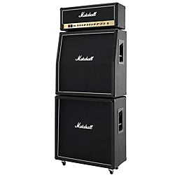 "Marshall 4x12"" Celestion-Loaded 240W Guitar Speaker Cabinet (M-MX412A-U)"